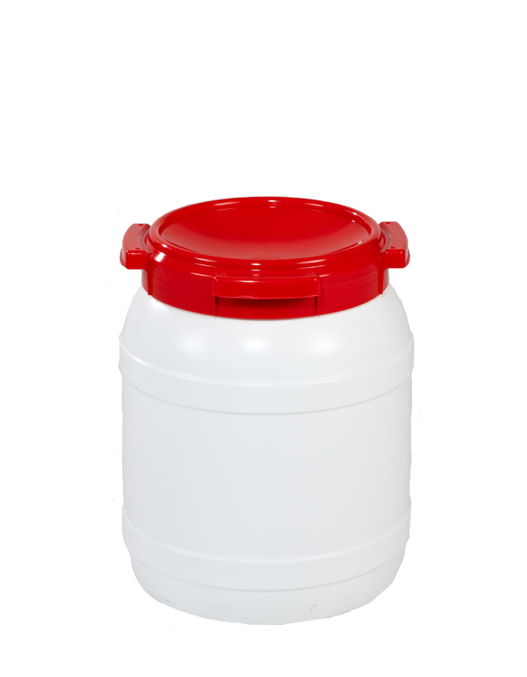 6 Litre Wide Neck Plastic Drum